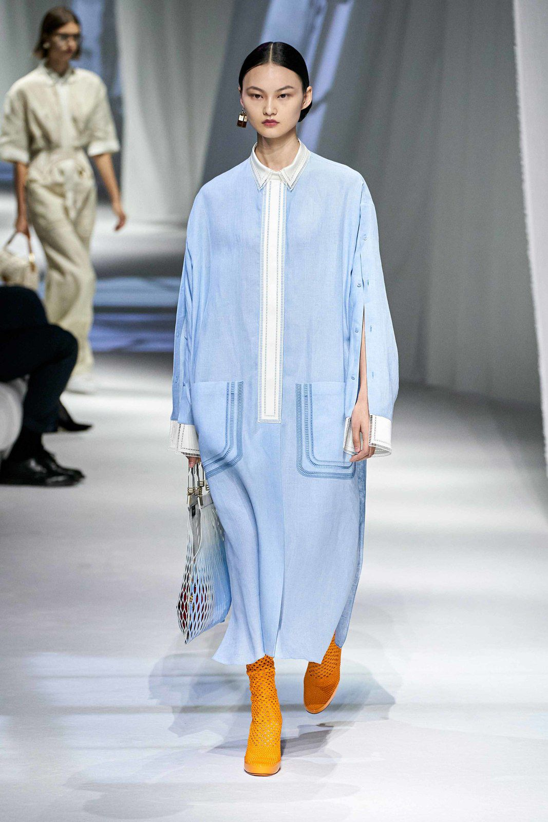 FENDI SPRING/SUMMER 2021 RTW COLLECTION AT MFW