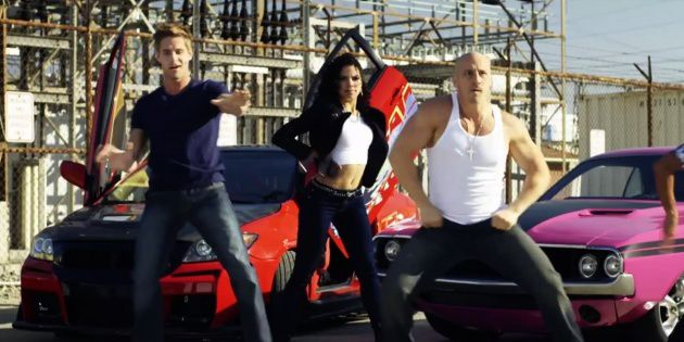 Fast and furious 7 vs. sa parodie SuperFast 8