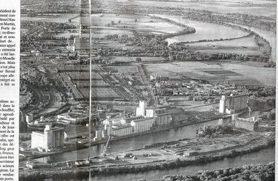 Les ports sur La Moselle