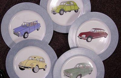 Fan des voitures anciennes