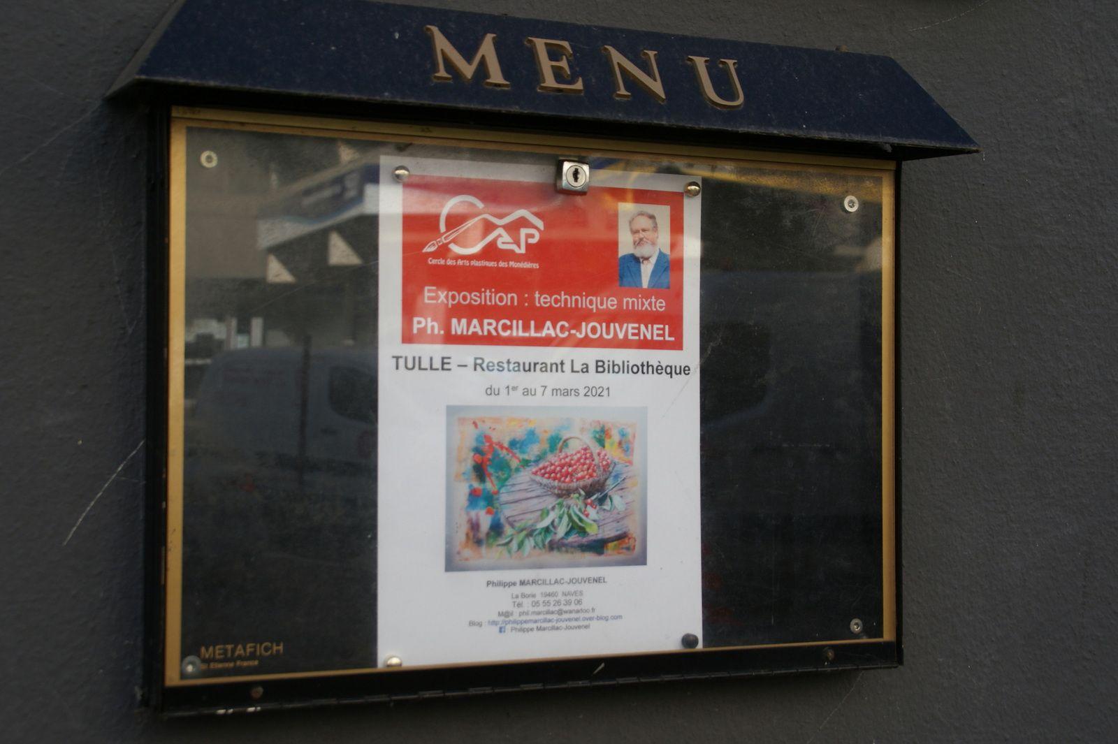Restaurant La Bibliothèque à Tulle