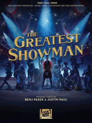 The Greatest Showman - Music From The Motion Picture Soundtrack (Piano/Vocal/Guitar ebook download