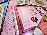 Lot - 1 - Concours - Papiers - Tampons - Coloriage - Loisirs créatifs - Carterie - Anniversaire