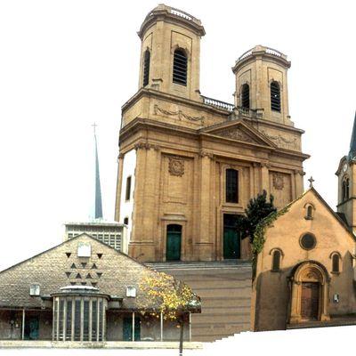 Communauté de Paroisses Catholiques à Thionville
