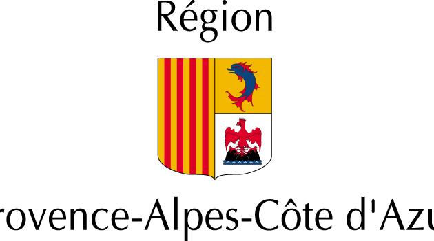Le logo du Conseil Régional de Provence-Alpes-Côte d'Azur