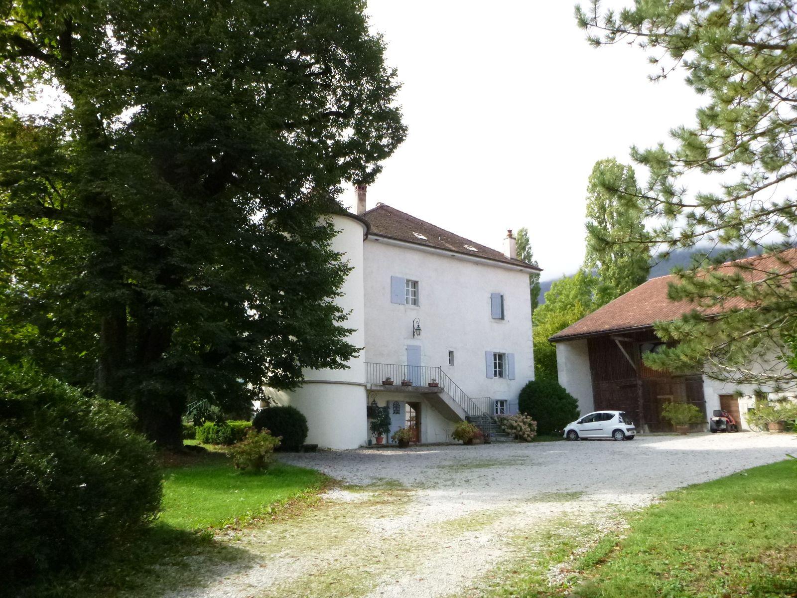 Château de Sergy