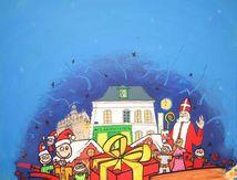 Affiche pour la fête St Nicolas de Bohain-en-Vermandois(02)