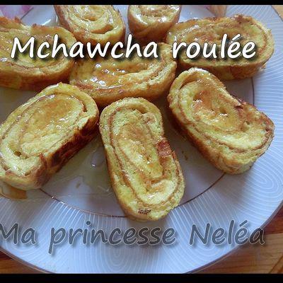 Mchawcha roulée (Les œufs roulés)