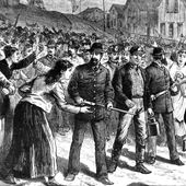 L'agence Pinkerton, police secrète et briseuse de grève