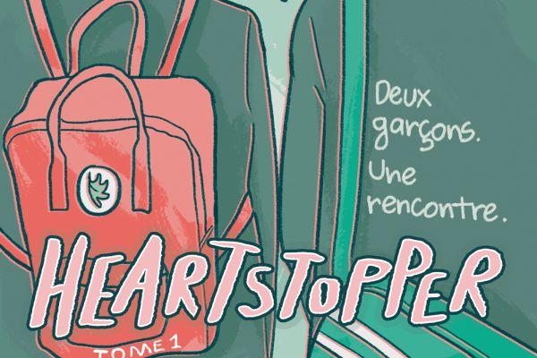 Heart Stopper, tome 1 : Deux garçons, une rencontre