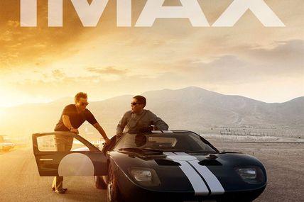 Le Mans 66 (IMAX) de James Mangold avec Christian Bale, Matt Damon, Jon Bernthal, Caitrina Balfe, Tracy Letts, Josh Lucas, Noah Jupe, Remo Girone et Ray McKinnon.