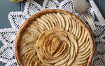 Tarte aux Pommes (Frangipane Amande-Semoule)