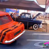 SIMCA 1000 RALLYE ORANGE LES MINIATURES DE NOREV 1/43. - car-collector.net