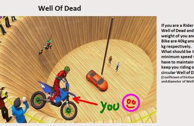 Well of Death problem