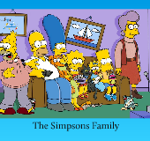 ESL Who Is She? Simpsons Family members. Grade 3, Lesson 7 Version 2