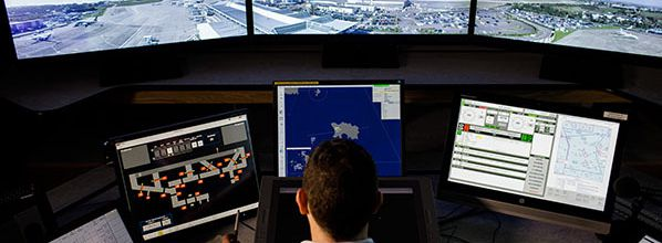 Jersey Airport becomes the first British airport to manage air traffic using digital Remote Tower technology