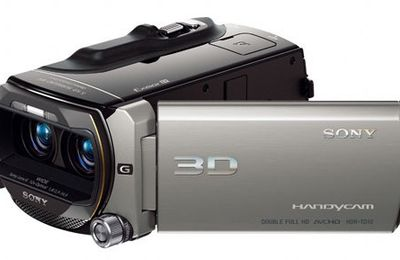 Top product: Sony HDR-TD10
