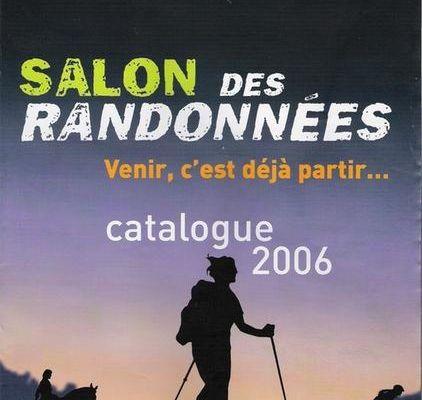 Salon des Randonnées 2006.
