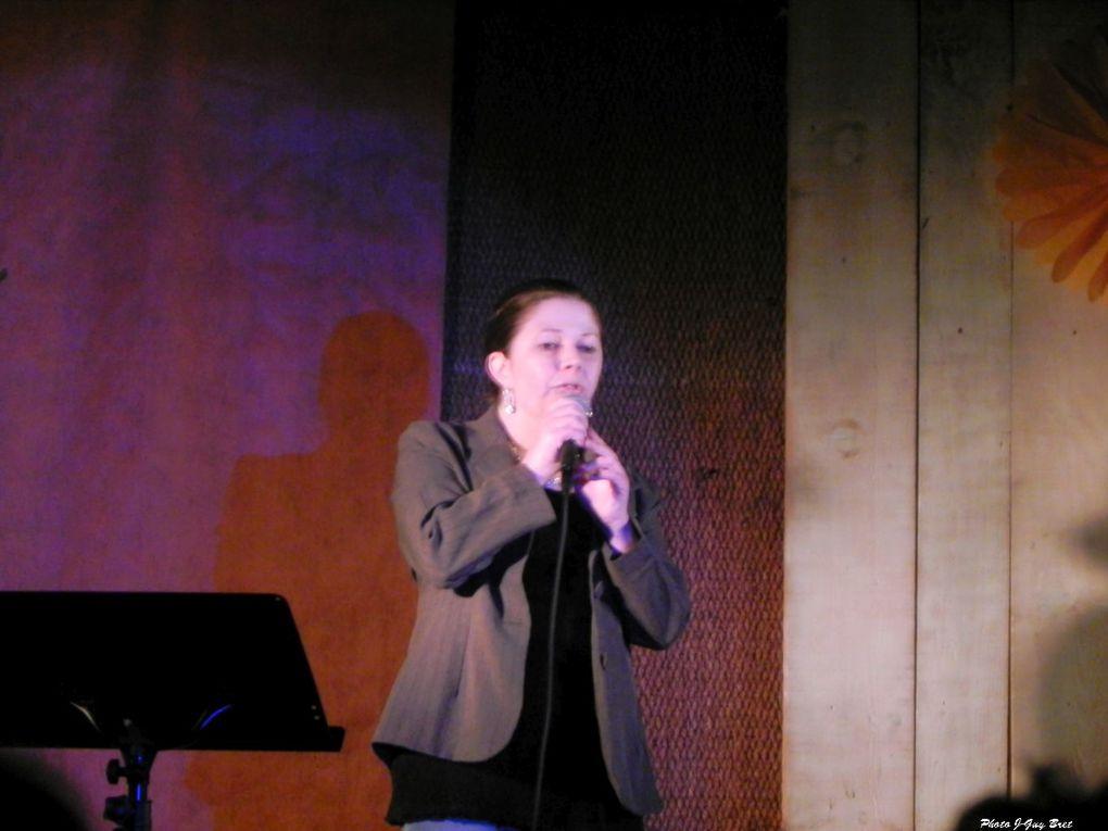 Nancy, chanteuse (auteure, compositrice, interprète)