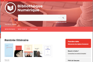 PNB : ma bibliothèque à domicile