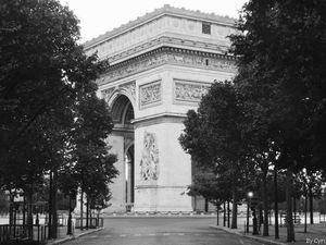 Paris que j'aime - Champs Elysées