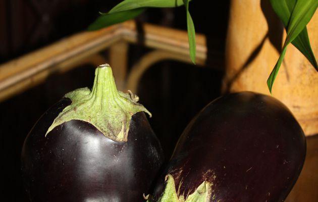 Les petits pots de Soan: Purée pommes de terre, aubergine et soupçon de noix de muscade