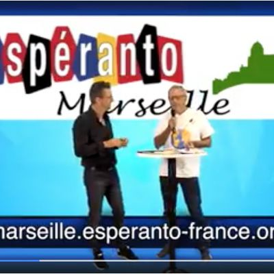 Video d'Esperanto Marseille