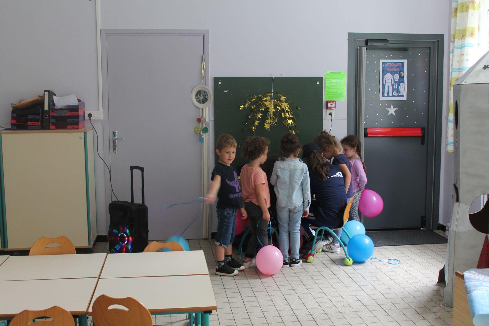 Camus-Maternelle-Groupe 3- Sorties et activités