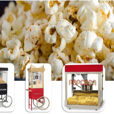 Place an Online Order to Enjoy Tasty Packs of Popcorn