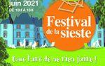 Premier Festival de la Sieste les 19 & 20 juin 2021 au château de Meung sur Loire : lenteur, harmonie, nouvelles renaissances...