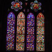 Cathédrale de Léon vitraux - Espagne - LANKAART