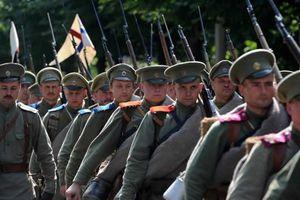 En Russie, la mémoire occultée de la Premiere Guerre mondiale