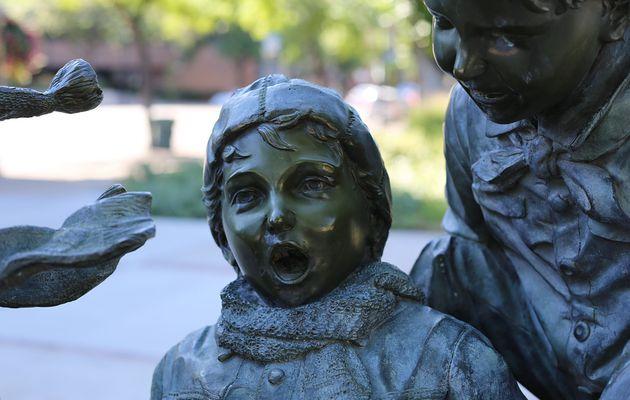 Bronze Kid Statues - The Advantages
