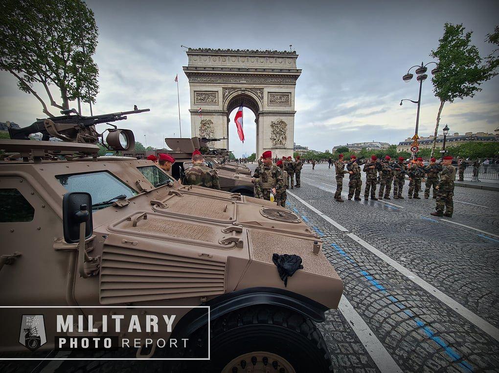14 juillet 2021 : retour sur le défilé mécanisé et ses préparatifs