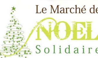 LE MARCHE DE NOEL SOLIDAIRE EMBAUCHE !