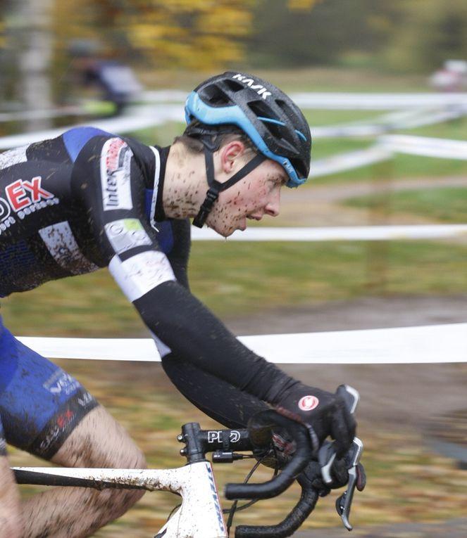 11 Novembre - Cyclo Cross de St Etienne lès Remiremont