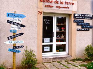 itinéraire depuis l'atelier (79 rue Winston Churchill) à la place Fareham à Cliscouët