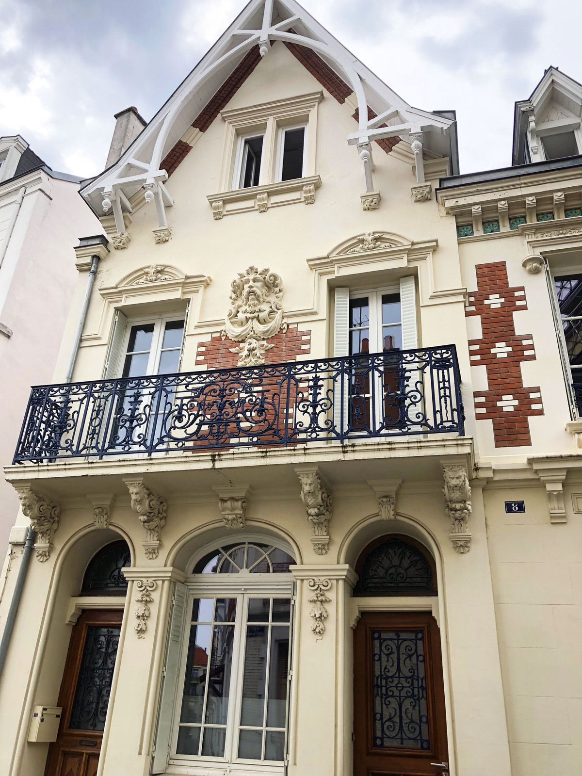 Ville de Vichy...