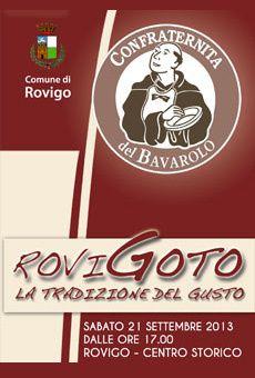 RoviGoto, la prima edizione di un evento enogastronomico a Rovigo