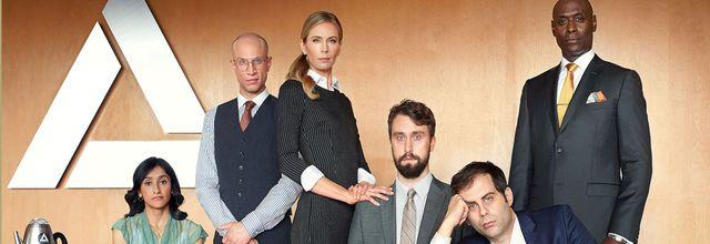 """La saison 3 inédite de """"Corporate"""" débarque en US+1 sur Comedy Central"""