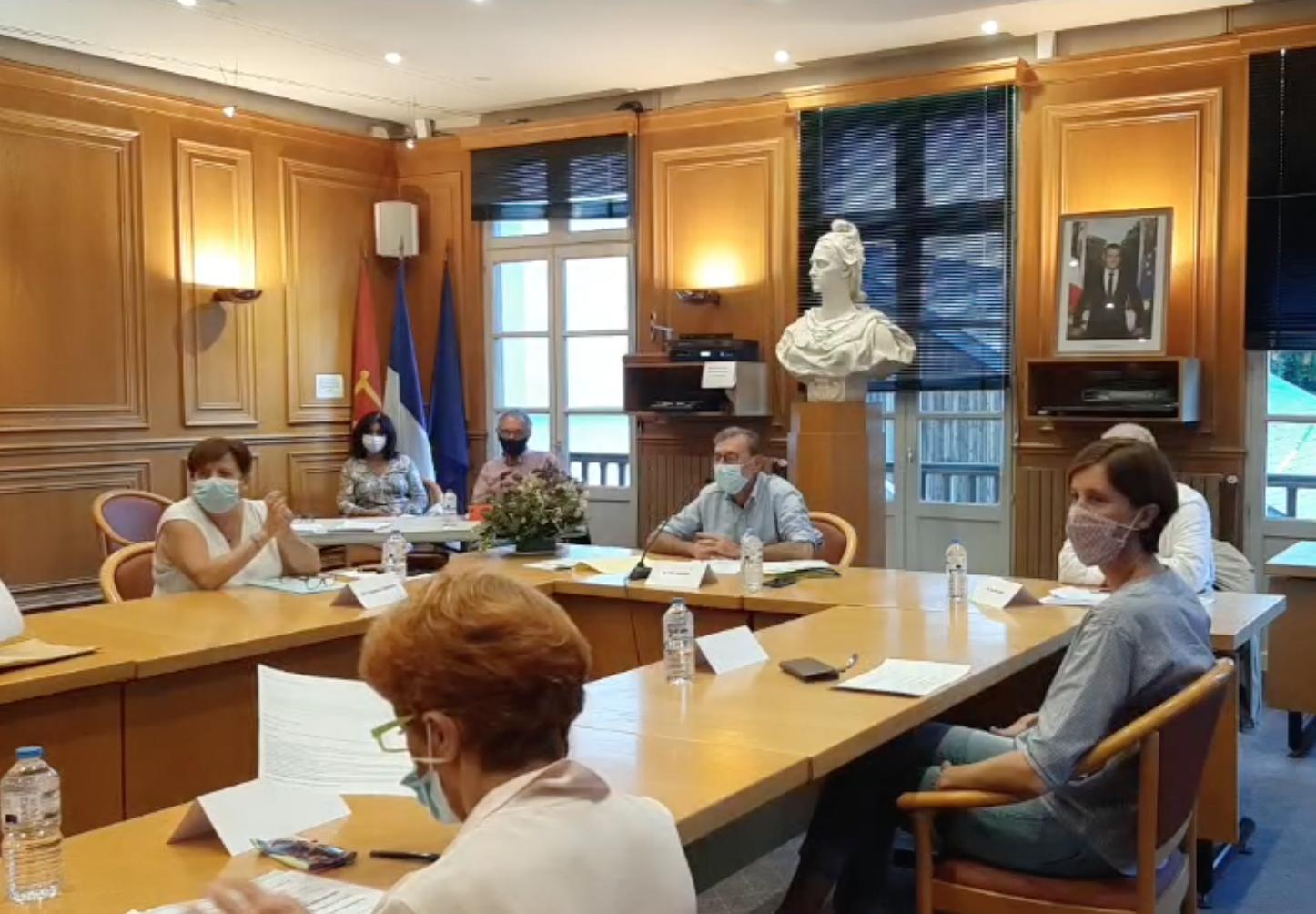 Luchon : impôts locaux, les même taux qu'en 2019