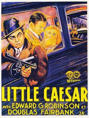 Le Petit César de Mervyn LeRoy