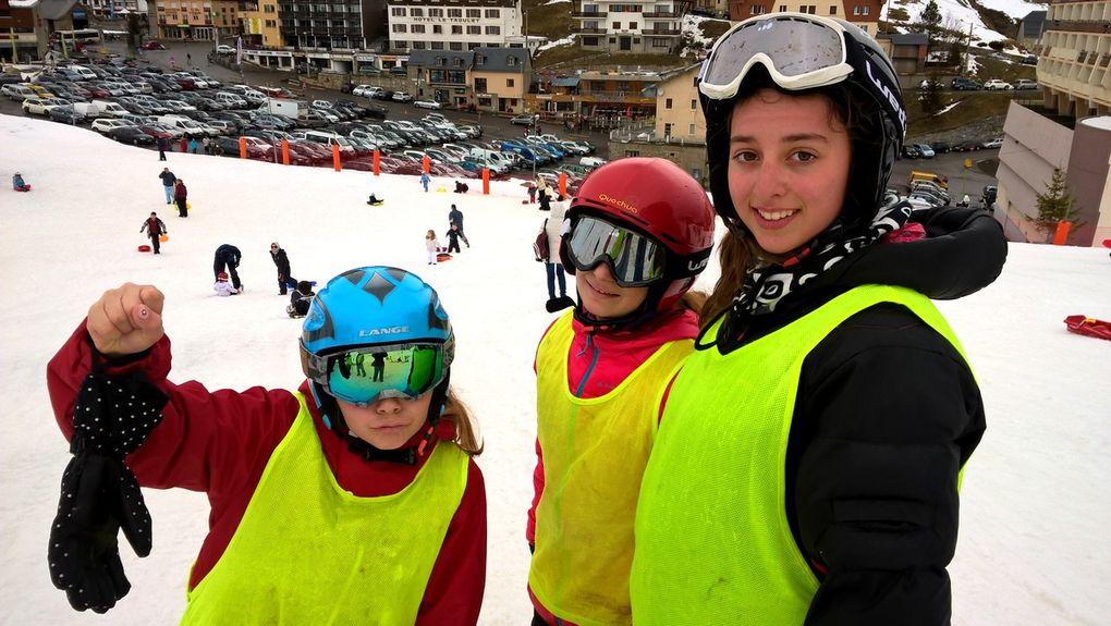 Séjour ski : Entre grésil et éclaircies