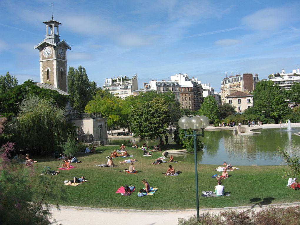 Album - Parc-Georges-Brassens
