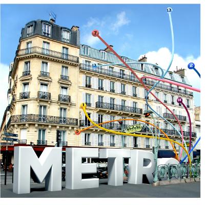 Paris au mois d'août... 9/