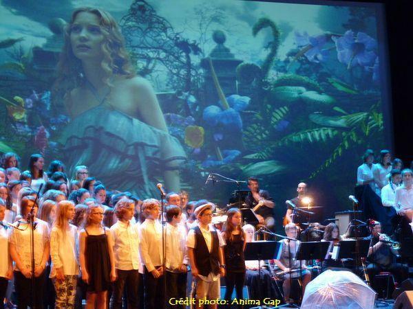 Ciné Chansons! Concert des chorales haut-alpines