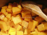 Entrecôte Sauce Baies de Sichuan Duo de Patates en Purée
