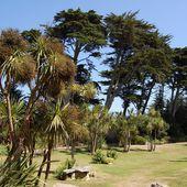 Bretagne - Île-de-Batz - Jardins Georges Delaselle - LANKAART
