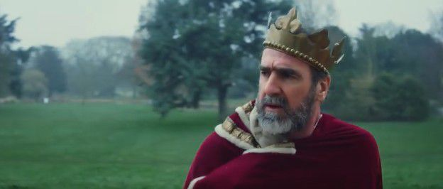 Zik : Liam Gallagher - Once (Official video feat. Eric Cantona)