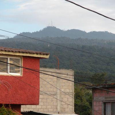 Tres Marias à vélo : un «col» mexicain qui mérite d'être grimpé. Relisez mon petit journal !